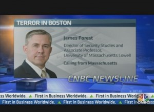 CNBC interview about Boston