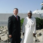 Working in Nigeria on my Boko Haram project