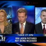 Fox News debate about bin Laden photos